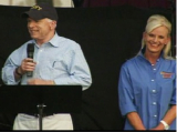 Senator McCain suggests his wife enter a topless contest in Sturgis